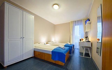 3–5denní pobyt pro 2 se snídaněmi v hotelu Nowa Panorama v polském Krakově