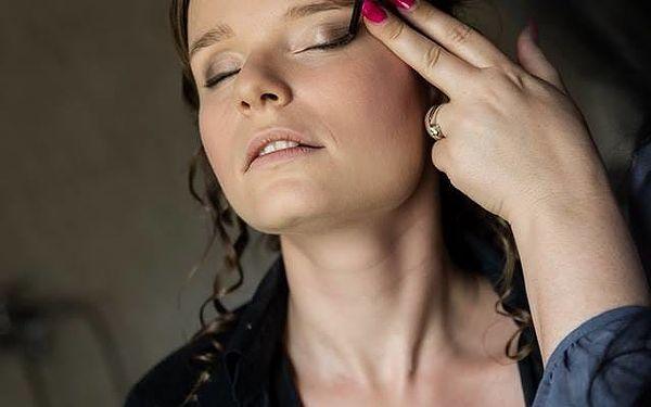 Tereza Nikodemová - vizážistka