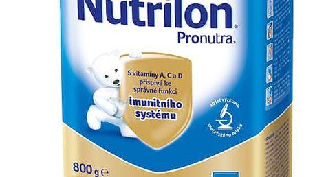 3x NUTRILON 5 ProNutra (800g) - kojenecké mléko