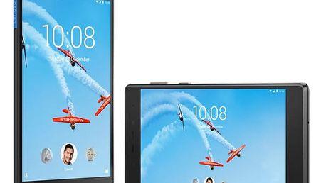 Dotykový tablet Lenovo TAB4 7 Essential (ZA300137CZ) černý Software F-Secure SAFE, 3 zařízení / 6 měsíců v hodnotě 979 Kč