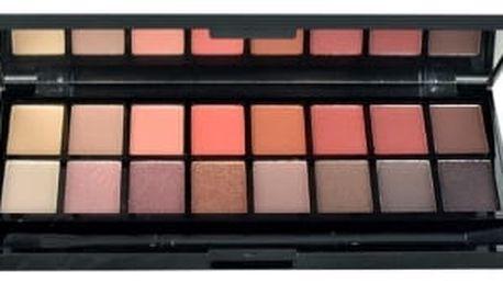 Makeup Revolution London New-Trals vs Neutrals Palette 16 g oční stín pro ženy