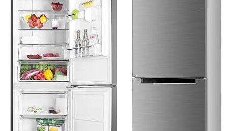 Chladnička s mrazničkou ETA 237090010 nerez + DOPRAVA ZDARMA