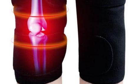 Turmalínový pás na koleno - 2 kusy
