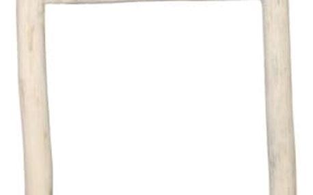 Dekorativní žebřík z teakového dřeva HSM collection Ladder,délka180cm