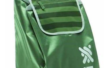 Gimi Nákupní taška na kolečkách Flexi zelená, 45 l