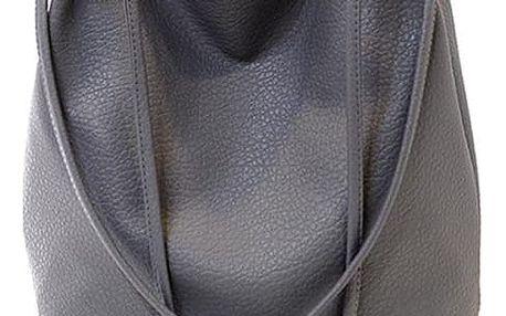 Dámská elegantní kabelka v koženém stylu