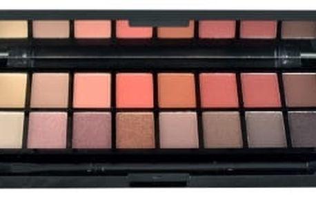 Makeup Revolution Paletka očních stínů New-Trals vs Neutrals