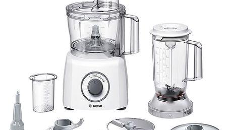 Kuchyňský robot Bosch MCM3200W šedý/bílý
