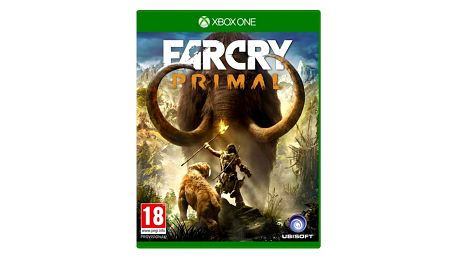 Hra Ubisoft Xbox One Far Cry Primal (3307215941904)