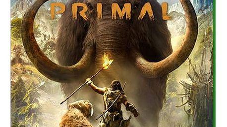 Hra Ubisoft Xbox One Far Cry Primal (3307215941904)