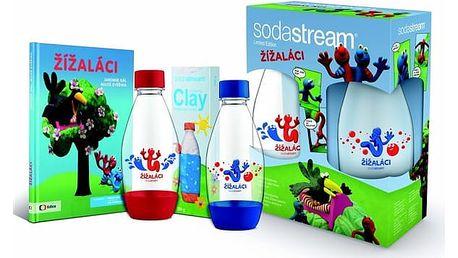 Příslušenství k výrobníkům sody SodaStream dětský set Žížaláci