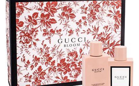 Gucci Bloom EDP dárková sada W - EDP 50 ml + tělové mléko 100 ml