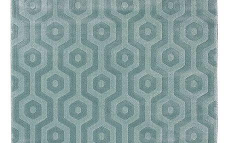 Modrý koberec Universal Opus, 160x230cm