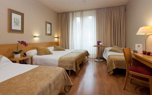 3–5denní pobyt pro 2 se snídaněmi v hotelu Victoria 4*** ve španělském Madridu