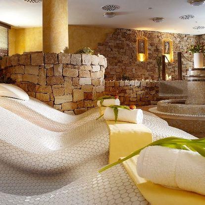 Last Minute v hotelu Spa Bílý Hořec v Harrachově s wellness a polopenzí