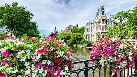 Dubnový víkendový výlet z Prahy do Amsterdamu pro 1 osobu