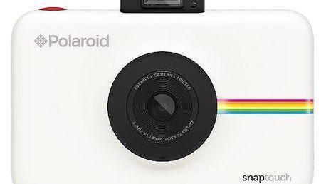 Digitální fotoaparát Polaroid SNAP TOUCH Instant Digital bílý (POLSTW)