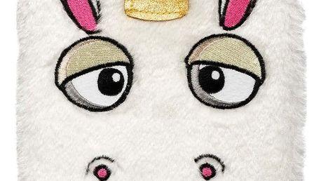 Zápisník NPW Fluffy Unicorn