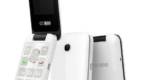 Mobilní telefon ALCATEL 2051D-3AALCZ1 bílý (2051D-3BALCZ1)