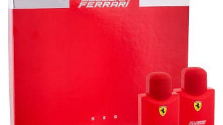 Ferrari Scuderia Ferrari Red dárková kazeta pro muže toaletní voda 75 ml + voda po holení 75 ml