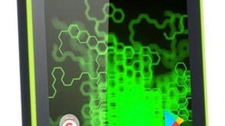 Mobilní telefon myPhone HAMMER ACTIVE Dual SIM (TELMYAHACTIVEGR) zelený Software F-Secure SAFE, 3 zařízení / 6 měsíců v hodnotě 979 Kč + DOPRAVA ZDARMA