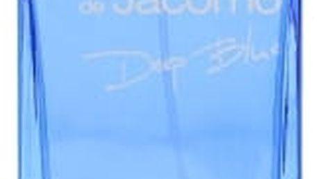 Jacomo Deep Blue 100 ml toaletní voda pro muže