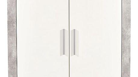 Skříň šatní frame, 98/200/52,5 cm