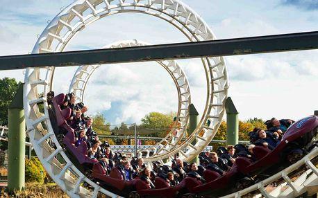 1denní Heide Park pro 1 os. s dopravou + vstupy na atrakce