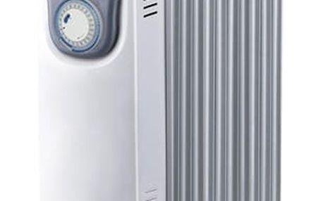 Olejový radiátor Ardes 473B šedý
