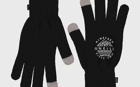 Rukavice O´Neill BM Mountain Knit Gloves Černá