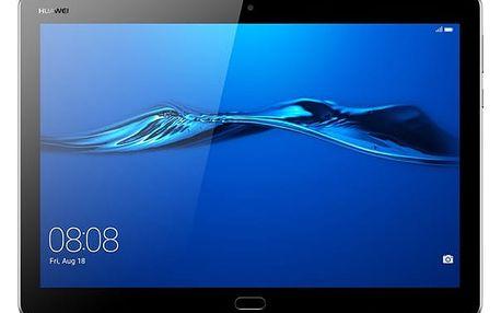 Dotykový tablet Huawei M3 Lite 10 32GB Wi-Fi (TA-M3L10W32TOM) šedý + DOPRAVA ZDARMA