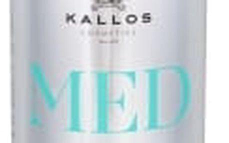 Kallos Cosmetics MED Detox 1000 ml šampon proti lupům pro ženy