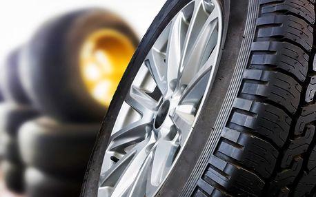 Přezutí a uskladnění pneumatik na letní sezónu