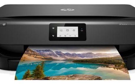 Tiskárna multifunkční HP DeskJet Ink Advantage 5075 černá (M2U86C#A82)