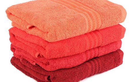 Hobby Set ručníků - 4 ks 317HBY1413