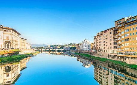 3–6denní pobyt pro 2 se snídaněmi v hotelu Relais Firenze Stibbert v italské Florencii