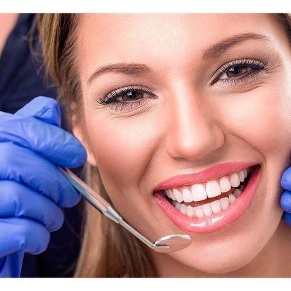 Dentální hygiena pro zářivý úsměv