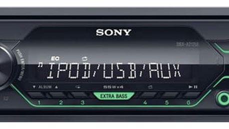 Autorádio Sony DSX-A212UI černé