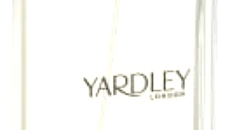 Yardley of London Lilly of the Valley 50 ml toaletní voda tester pro ženy