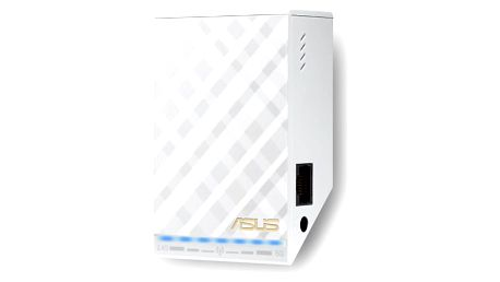 WiFi extender Asus RP-AC52 bílá (90IG00T0-BM0N00)