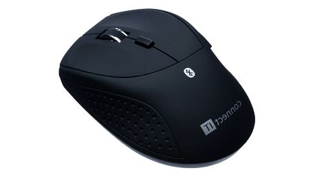 Myš Connect IT MB2000 černá (/ laserová / 5 tlačítek / 2400dpi) (CI-201)