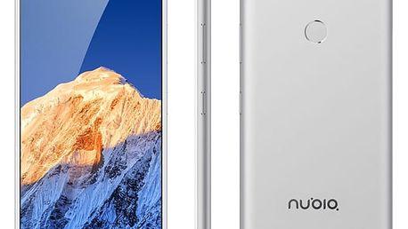 Mobilní telefon Nubia N1 DualSIM 64 GB (6902176900532) stříbrný/bílý Software F-Secure SAFE, 3 zařízení / 6 měsíců v hodnotě 979 Kč + DOPRAVA ZDARMA