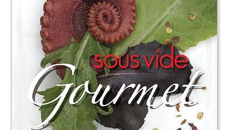 Kuchařka Sous Vide Gourmet by Sous Vide Supreme - v angličtině