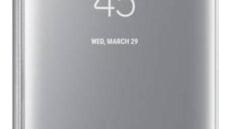Samsung Clear View pro Galaxy S8 (EF-ZG950C) (EF-ZG950CSEGWW) stříbrné
