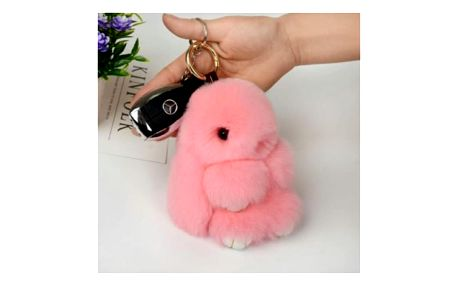 Přívěsek na klíče Bunny