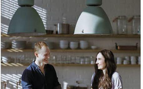 Manželé v kuchyni - Jak žít s chutí a vařit s láskou - Kučovi Marika a Jirka