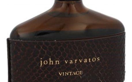 John Varvatos Vintage 125 ml toaletní voda tester pro muže