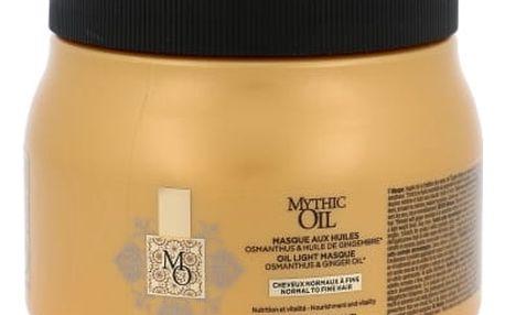 L´Oréal Professionnel Mythic Oil 500 ml maska na vlasy pro ženy