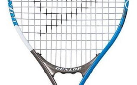 Dunlop Play 27 - grip č.3 šedá/bílá/modrá