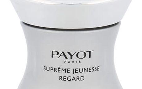 PAYOT Supreme Jeunesse Regard 15 ml oční krém tester proti vráskám pro ženy